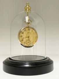 Rival Ancre Antiek Gouden Zakhorloge Met Horlogeketting - Jaren '30 / 78,65 g