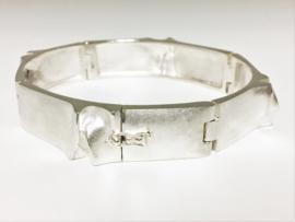 Lapponia 'Ceres' / Björn Weckström - Zilveren Armband 19 cm