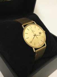 Omega 14 K Gouden Dresswatch 1430 Jubilee / Monocoque