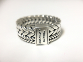 Buddha to Buddha Ring Barbara Double - 19 mm