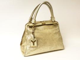 Yves Saint Laurent Shopper Lakleer Goud