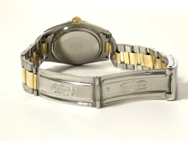 ROLEX Oyster Perpetual Datejust Pie Pan Dial - Fluted Bezel 1966