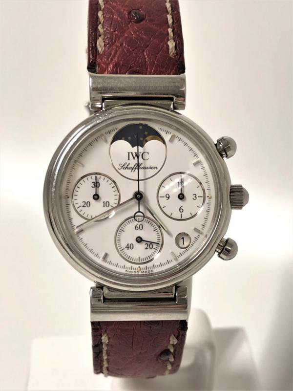 IWC Lady Da Vinci Moonphase Chronograph - Type 3735 / 29 mm