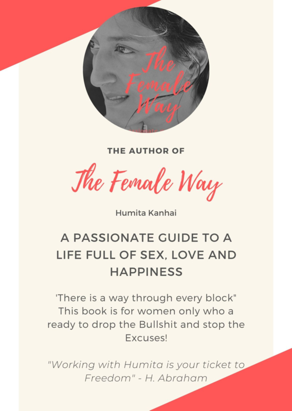 Book The Female Way plus the extra LOVE support!