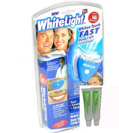 Whitelight tandenbleekset + 2 extra refills