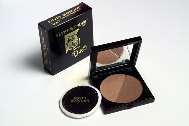 Compact Bronzers DUO (Matt) from Egypt-Wonder ®