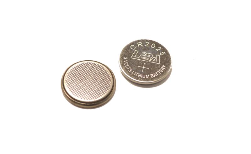 Batterijen 2 stuks