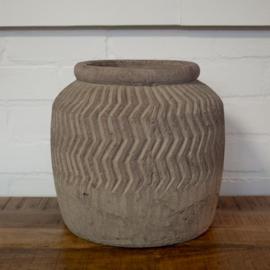 aardewerk pot recht