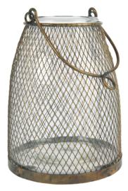 ib laursen - lantaarn glas / messing