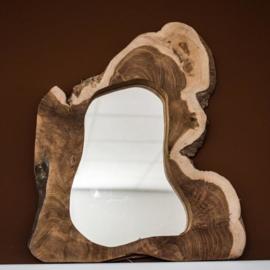 spiegel hout staand b
