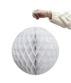 delight department - honeycomb wit set van 2