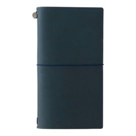 Travel notebook Blue