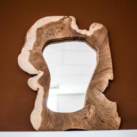 spiegel hout staand a