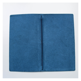 Travel notebook Blue