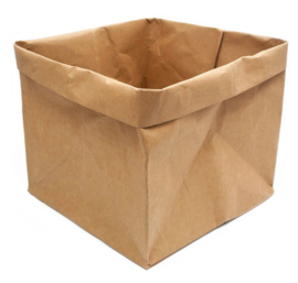 house of products - paperbag mand kraft