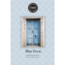 bridgewater - geurzakje blue door