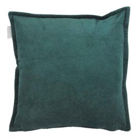 goround interior - kussen fluweel bottle green