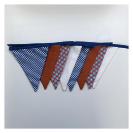 Vlaggenlijn Roest - Blauw