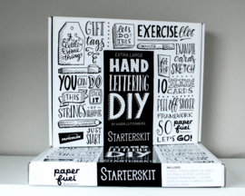 DIY Starterskit Paperfuel