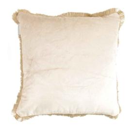 goround interior - kussen velvet sand