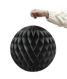 delight department - honeycomb zwart set van 2