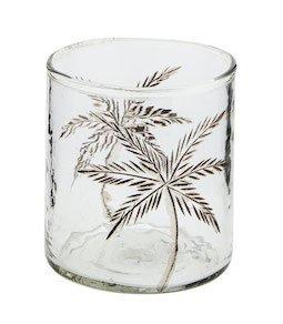 madam stoltz - sfeerlicht met palm motief