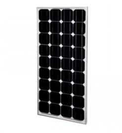 Zonnepaneel set 100W incl aansluitmateriaal en regelaar