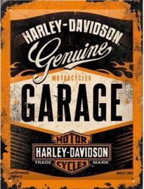 Harley Davidson Garage+