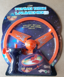 Disc launcher
