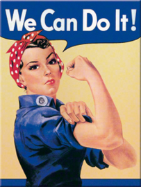We can do it! Magneet