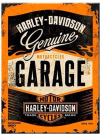 HD Garage Mintbox XL