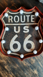 Route'66 lights