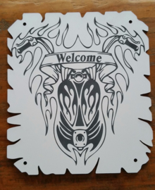 Tribal  Welcome