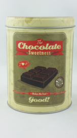The chocolate sweetness