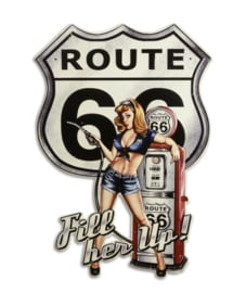 ROUTE 66, FILL HER UP