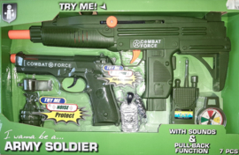 Army soldier pakket