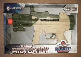 Blaster green