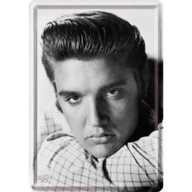 Postcard Elvis