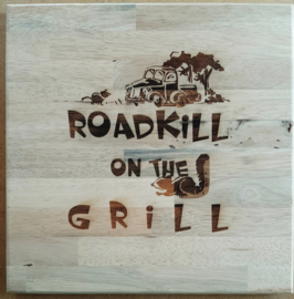 Roadkill on the grill