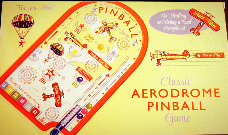 Classic Aerodrome Pinnball