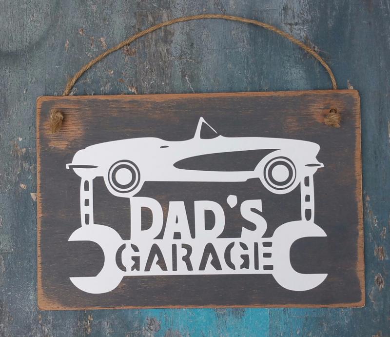 Dad´s garage