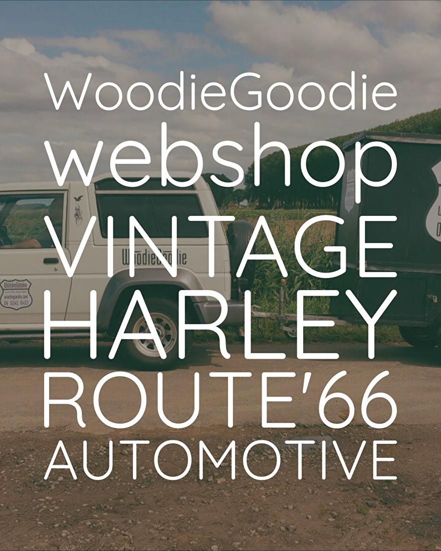 Vintage, harley, woodiegoodie