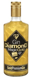 Gin Diamond Magic Premium Gold