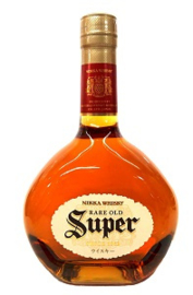 Nikka Super rare old Japanese whisky