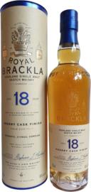 Royal Brackla 18 Y Sherry Finish