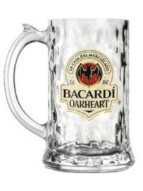 Bacardi Oakheart Hard Plastic Pul