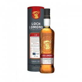 "Loch Lomond 12Y  American Oak cask ""The Open secial edition 2020"""