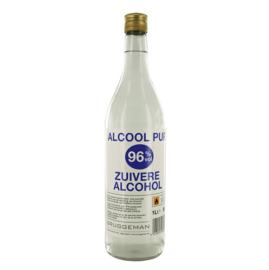 Alcool 96% Bruggeman 1.0L