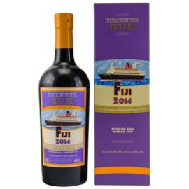Transcontinental Rum Line Fiji 2014 0.7L