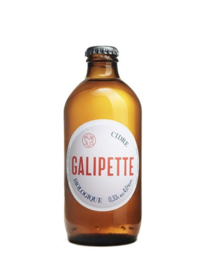 Galipette Cidre Biologique 0.33L